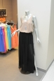 Elegantly relaxed, this sheer maxi skirt will amplify your look to the limit! Skirt $59.90